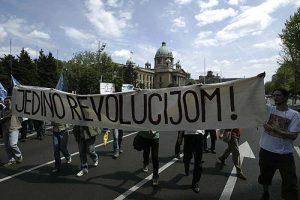 Jedino revolucijom!