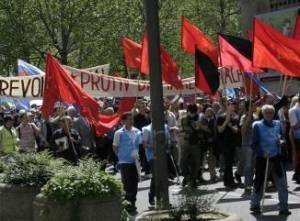 1. maj 2008. u Beogradu