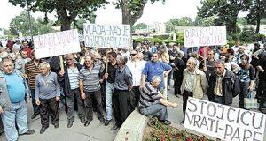 Štrajk u Nišu