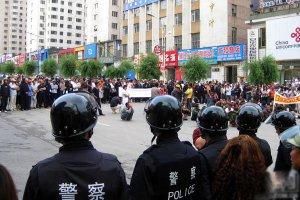 Tonghua: protest radnika čeličane