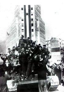 Oslobođeni Beograd - oktobar 1944